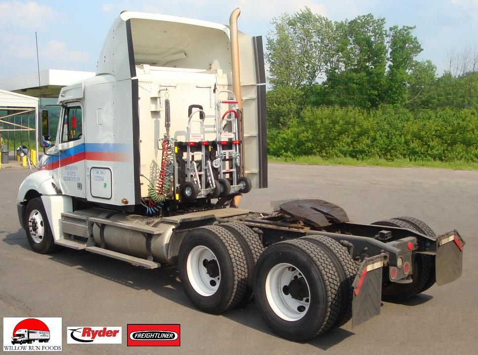Willow Run Foods Ryder Freightliner w/ HTS-30DTF